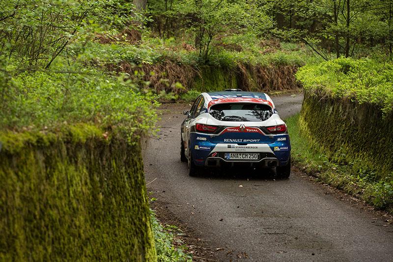 Carsten Mohe baut mit erneutem Sieg die 2WD-Führung in der DRM sowie im ADAC Rallye Masters aus